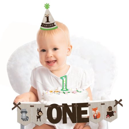 Woodland Creatures 1st Birthday