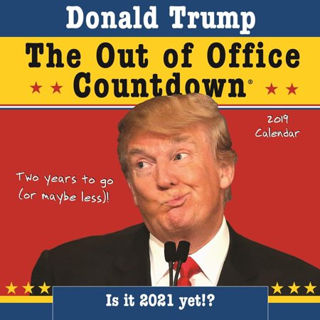 Disney Halloween Countdown Calendar (2019 Donald Trump Out of Office Countdown Wall)