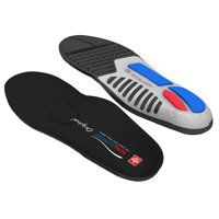 Total Support Original Insole, Women's 7-8 / Men's 6-7, 3-pod cushioning system (patent pending) absorbs shock and helps prevent over pronation By Spenco