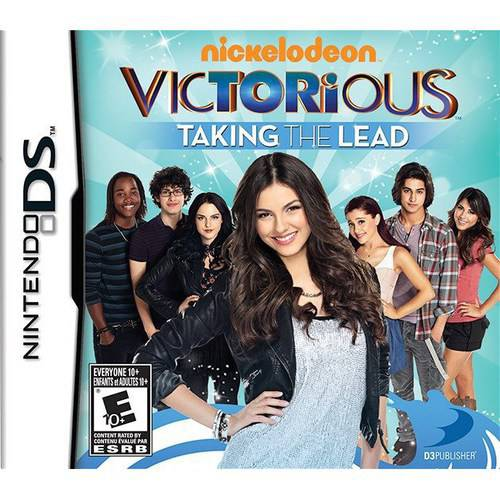 Victorious Taking The Lead (DS) - Pre-Owned