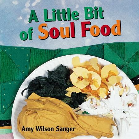 Little Bit of Soul Food (Board Book)