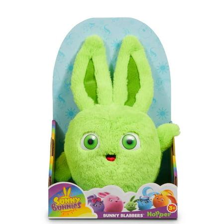 Sunny Bunnies Bunny Blabbers 2PK Plush (Hopper & Shiney) (Billige Sunnies Online)