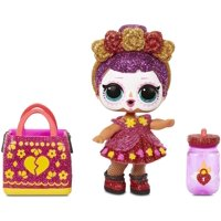 L.O.L. Surprise! Spooky Sparkle Limited Edition Beb Bonita with 7 Surprises, including Glow-in-the-Dark Doll