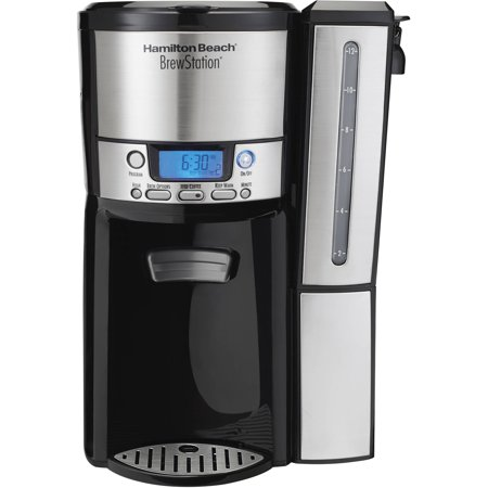 Refurbished Hamilton Beach BrewStation 12 Cup Dispensing Coffeemaker | Model# (12 Cup Brewstation)