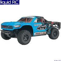 Arrma AR102678 AR102678 1/10 Senton Mega 4x4 SC Truck RTR Blu/Blk