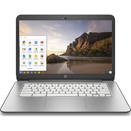 Refurbished HP Chromebook G1 14-Inch Intel Celeron 1.4GHZ 4GB RAM 16GB SSD Webcam Chrome OS WARRANTY ()