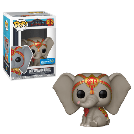 Amazing Funko Pop Disney Dumbo Live Dreamland Dumbo Red Walmart Exclusive Caraccident5 Cool Chair Designs And Ideas Caraccident5Info