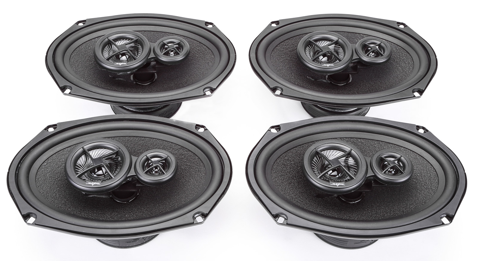 2014-2015 Jeep Cherokee (Sport Models Only) Complete Premium Factory Replacement Speaker Package by Skar Audio by Skar Audio