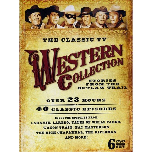 The Classic TV Western Collection (6-Disc)