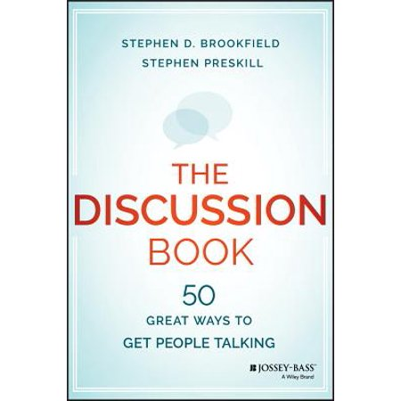 The Discussion Book : Fifty Great Ways to Get People