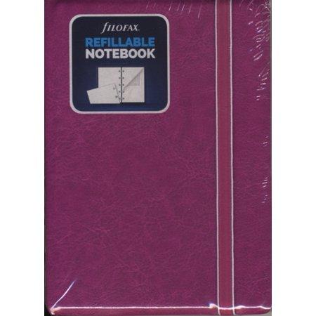 Filofax Refillable A5 Notebook Fuchsia (Diary)