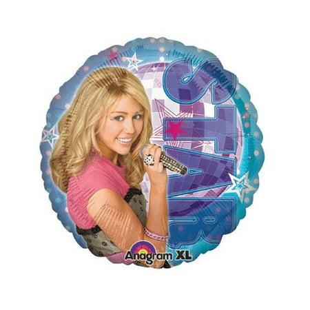 Rock Star Classroom Decorations (Hannah Montana Rock Star Mylar Balloon 18)