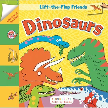 Dinosaurs (Lift-the-Flap Friends) - image 1 de 1