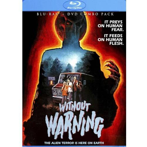 Without Warning (Blu-ray + DVD) (Widescreen)
