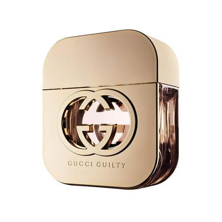 Gucci Guilty Eau De Toilette Spray, Perfume for Women 1.6 oz (Schwarz Und Gold Gucci)