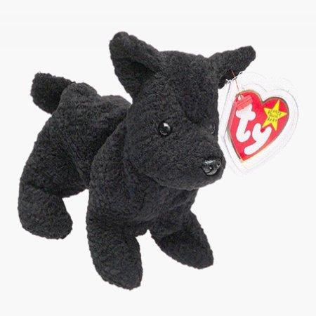 Beanie Baby - Scottie the Scottish Terrier Stuffed Animal Plush Dog