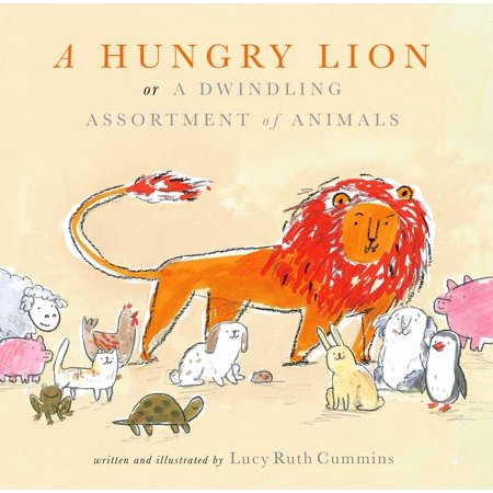 Hungry Animal - A Hungry Lion, or A Dwindling Assortment of Animals