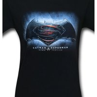 Batman Vs Superman Symbol T-Shirt-Men's Small