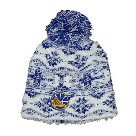 8b08ddd3597 Nba Beanies Knit Winter Hats. Adidas Nba Women S Golden State Warriors Cuffless  Fashion Knit Hat. Adidas Nba Women S Golden State Warriors Cuffless Fashion