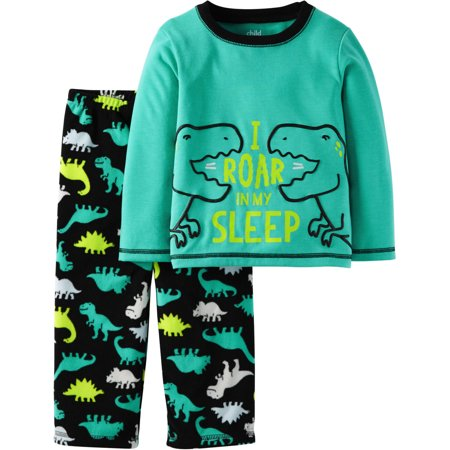 adb86a69f Child of Mine by Carter s - Baby Toddler Boy Pajamas 2 Pieces ...