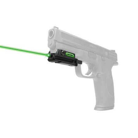 (LaserMax Uni Rail Mounted Green Laser, requires at least 1 3/4