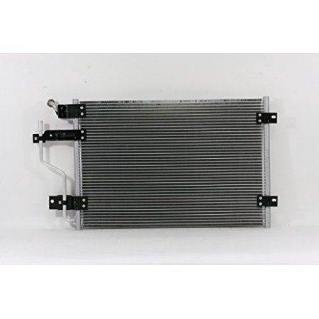 A-C Condenser - Pacific Best Inc For/Fit 4579 94-97 Dodge Pickup Diesel Parallel