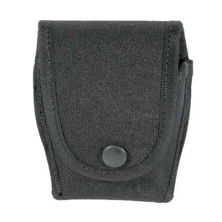 Uncle Mikes Cordura Compact Cuff Case Black