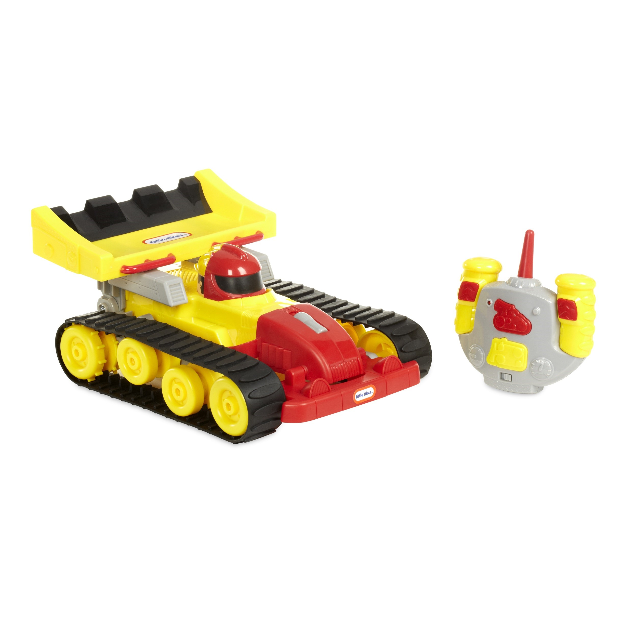 Little Tikes 2-in-1 RC Dozer Racer