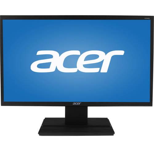 "Acer - Refurbished V226HQL Abmid 21.5"" LED FHD Monitor - Black"