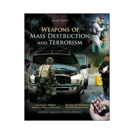 Weapons of mass destruction (wmd and terrorism essay