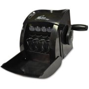 Best Coin Sorters - Royal Sovereign Manual Hand Crank 1 Row Coin Review
