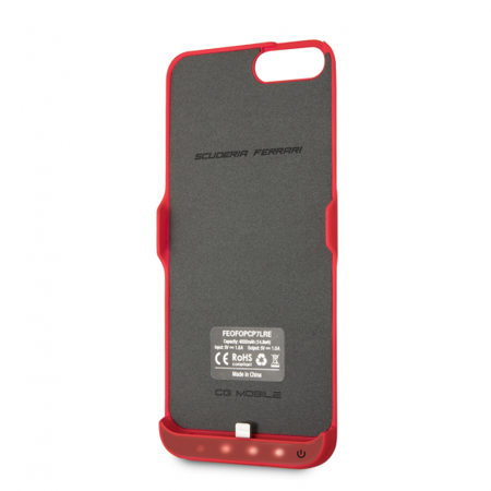 Ferrari Heritage Portofino Genuine Leather Flip Case For Samsung Galaxy S9 Black