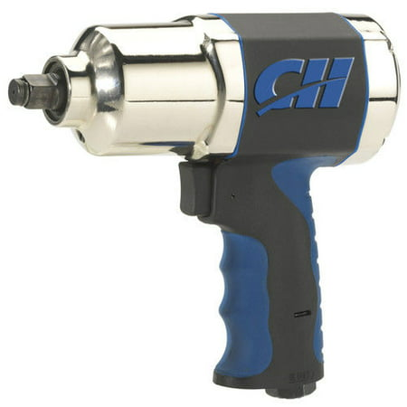 Campbell Hausfeld Air Impact Wrench, 1/2 Inch, with Comfort Grip (Best Air Impact Wrench 2019)
