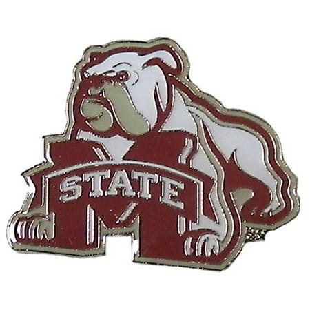 University College Logo Pin - Mississippi State Logo Pin