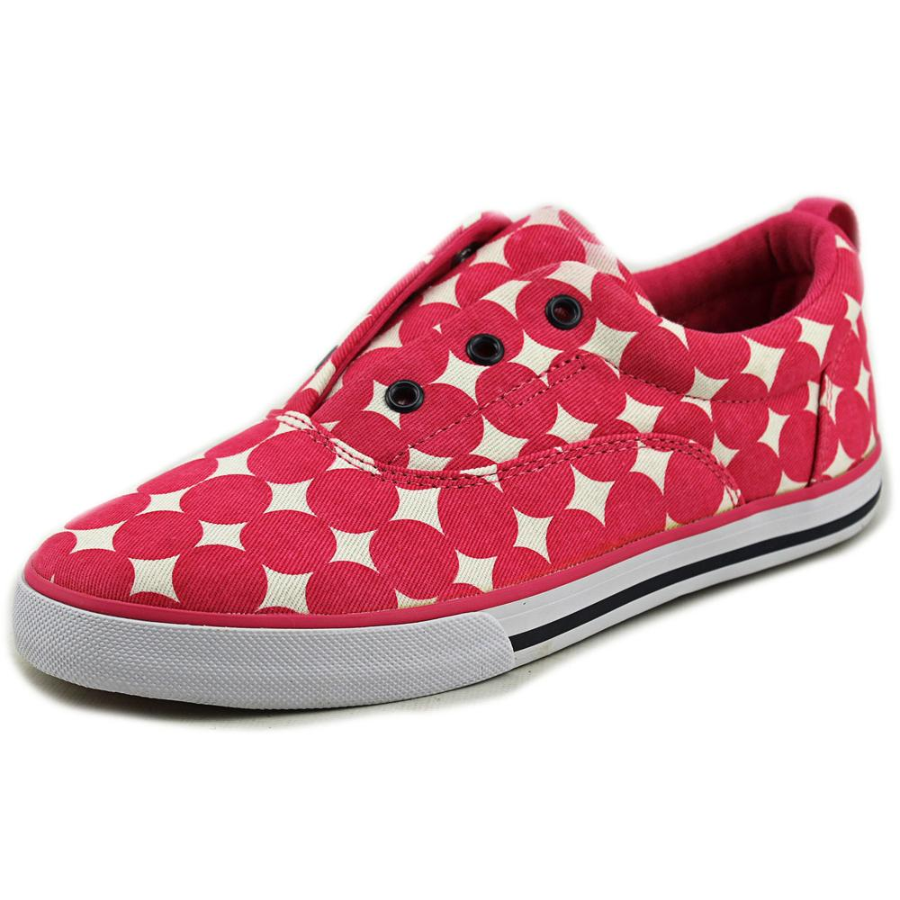 Hanna Andersson Sara   Round Toe Canvas  Sneakers