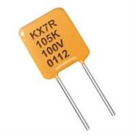 Kemet Electronic Components 470Pf 100V     2  125C Ceramic Capacitor 2 Pack