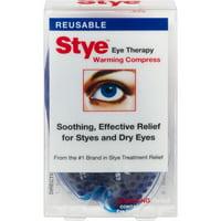 Stye Warming Compress, Eye Therapy, Reusable, Box, 1.0 CT