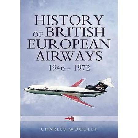 The History of British European Airways: 1946-1974