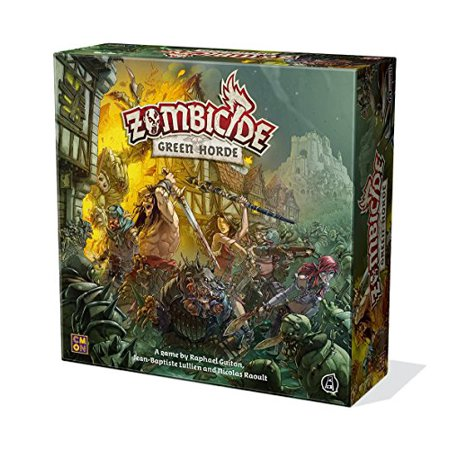 Zombicide Green Horde - Board Game