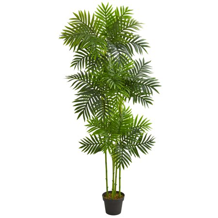 Nearly Natural 6' Phoenix Palm Artificial Tree - Artificial Palms