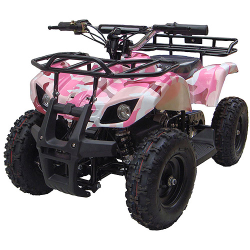 Yamaha Atv Kids Battery Powered Pink