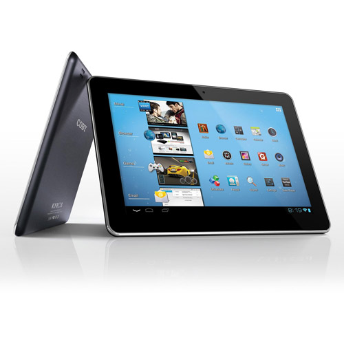 "Coby MID1045 with WiFi 10.1"" Touchscreen Tablet PC Featuring Android 4.0 (Ice Cream Sandwich) Operating System"