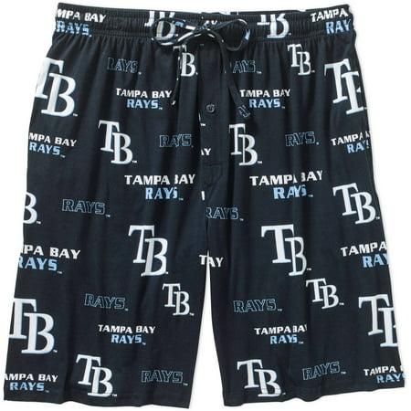 Mlb Mens Tampa Bay Rays Knit Jam Shorts