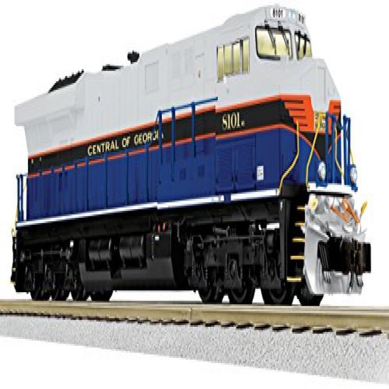 Lionel Trains Central of Georgia #8101 Locomotive