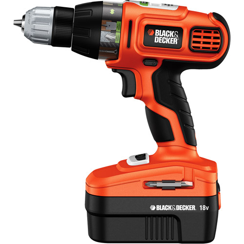 Black and Decker Smart Select Cordless Drill