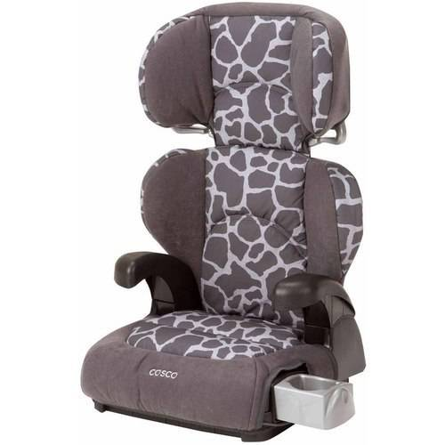 Cosco Pronto Booster Car Seat (Choose your Pattern)
