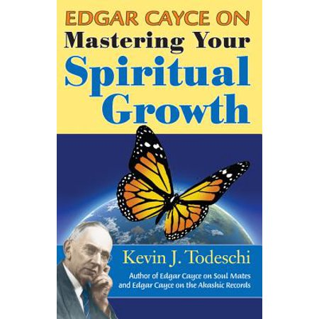 Edgar Cayce on Mastering Your Spiritual Growth - eBook
