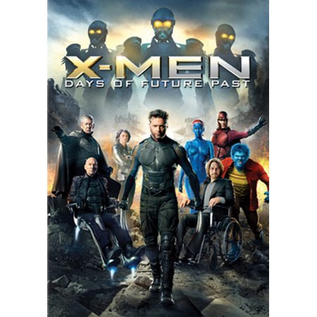 X-Men: Days of Future Past (DVD) (List Of Xmen In Days Of Future Past)