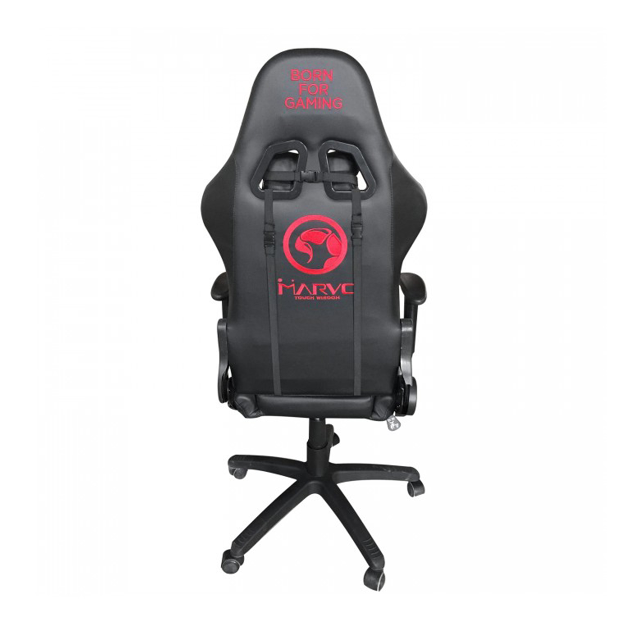 Enjoyable Marvo Scorpion Ch 106 Adjustable Gaming Chair Black Black Squirreltailoven Fun Painted Chair Ideas Images Squirreltailovenorg