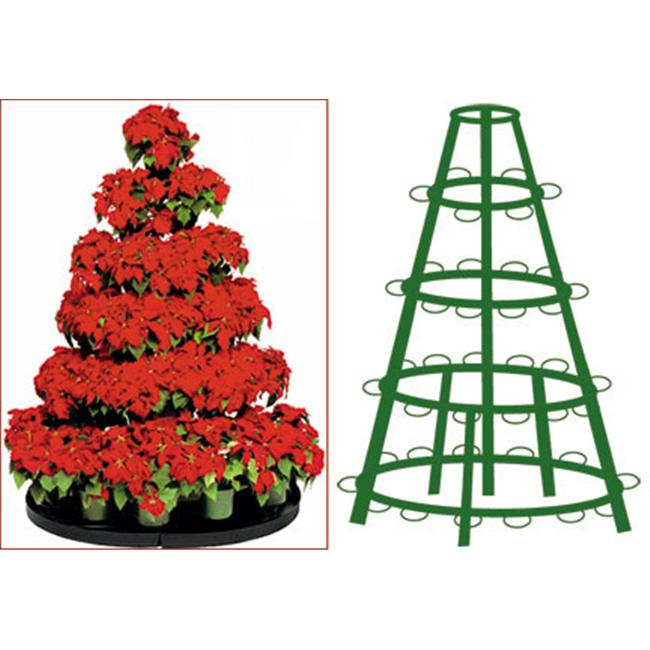 Creative Display Rack 508SP 5.5 ft. Full Round Tree Rack